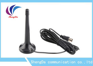 Cina 3dBi MIMO Omnidirectional Antena Pasif Vertial Rod Telescopic 50W Input Power pabrik