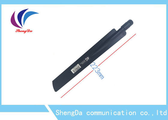 High Gain 10dBi Rubber Duck Antenna Wireless Wifi 698-2700MHz Vertikal Terpolarisasi