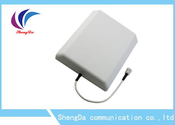 Cina High Gain Flat Panel Wifi Antenna, Antena Panel Nirkabel Vertikal Terpolarisasi pabrik