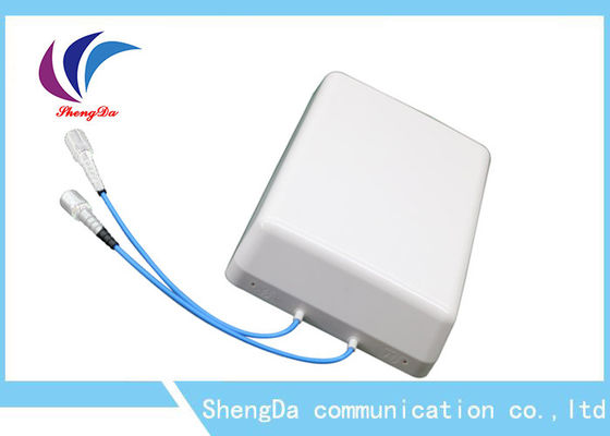 Cina Wlan Wireless Directional Wifi Panel Antena Horizontal Beamwidth 73 ° 2 N Konektor Perempuan pabrik