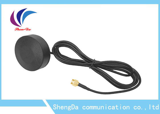 Cina High Perfomance 433MHZ High Gain Antena 5dBi SMA Male Connector 3M Cable pabrik