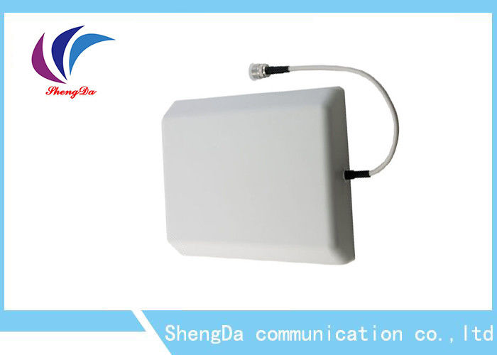 698-2700MHz Indoor Wifi Panel Antenna Wall Mounted LTE 4G Omni Directional pemasok