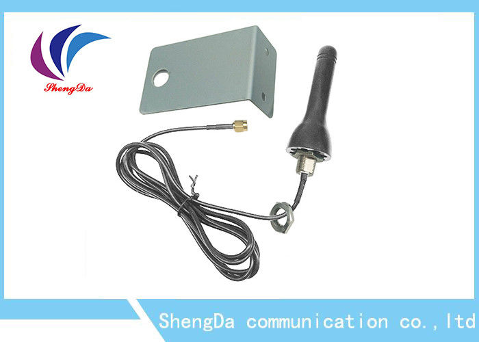80mm Panjang 2,4 G Wifi Antena Ultra - Directional Long Rang SMA-J Connector pemasok
